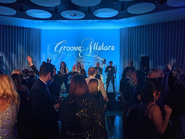 1 Groove Allstars 19th November 2019